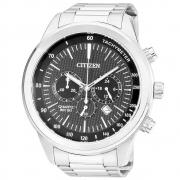 Relógio Masculino Citizen Prata Tz30973T Cronógrafo
