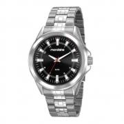 Relógio Masculino Mondaine Analógico 83457G0MVNE1 Prata