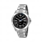 Relógio Masculino Mondaine Prata 99468G0MVNE2