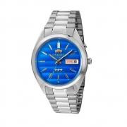 Relógio Masculino Orient Automático Prata 469WA3 A1SX