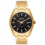 Relógio Masculino Orient Dourado MGSS1183 G1KX