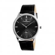 Relógio Masculino Pulseira de Couro Champion Ca21820T