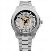 Relógio Masculino Technos Essence Prata F06111AB/1W