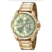 Relógio Mondaine Dourado c/ Fundo Champanhe - 99488gpmvds1