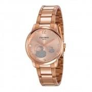 Relógio Mondaine Feminino Rosé 53627LPMVRE2