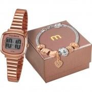 Relógio Mondaine Feminino 53717LPMVRE2K1
