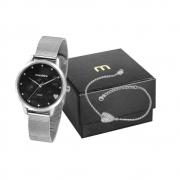 Relógio Mondaine Feminino - 99599L0MKNE2K1
