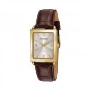 Relógio Mondaine Feminino Chocolate 83477LPMVDH1