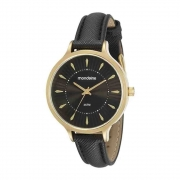 Relógio Mondaine Feminino Classic Dourado 53602LPMVDH3