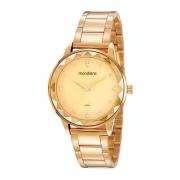 Relógio Mondaine Feminino Classic Dourado 53971LPMVDE4