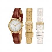 Relógio Mondaine Feminino Classic Dourado 83485LPMKDH2