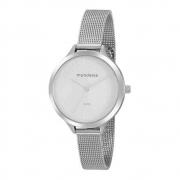 Relógio Mondaine Feminino Classic Prata 76770L0MVNE2