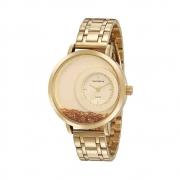 Relógio Mondaine Feminino Cristais Soltos 76781LPMVDE3