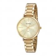 Relógio Mondaine Feminino Dourado 32173LPMVDE1