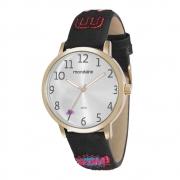 Relógio Mondaine Feminino Dourado 99060LPMVDH2