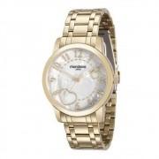 Relógio Mondaine Feminino Dourado 99125LPMVDE1