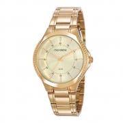 Relógio Mondaine Feminino Dourado 99398lpmvde1