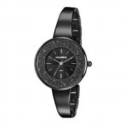 Relógio Mondaine Feminino Preto 32150LPMVPM3
