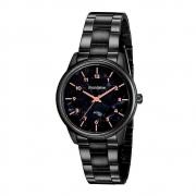 Relógio Mondaine Feminino Preto 99482Lpmvpa1