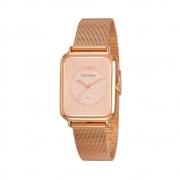Relógio Mondaine Feminino Rosé 32124LPMVRE2