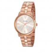 Relógio Mondaine Feminino Rosé 32176LPMVRE2