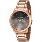 Relógio Mondaine Feminino Rosé 53606LPMVRE4