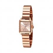 Relógio Mondaine Feminino Rose Gold 32218LPMVRE2