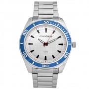 Relógio Mondaine Masculino 46mm Dourado 53521G0MVNE1