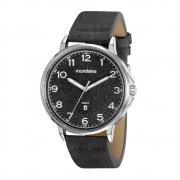 Relógio Mondaine Masculino Classic Prata 32162G0MVNH2