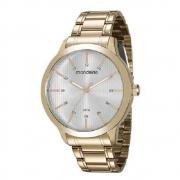 Relógio Mondaine Masculino Dourado 99135gpmvde2