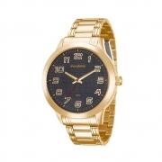 Relógio Mondaine Masculino Dourado 99143GPMVDE4