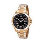 Relógio Mondaine Masculino Dourado 99468GPMVDE1
