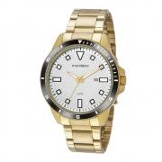 Relógio Mondaine Masculino Dourado 99587GPMVDA2
