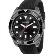 Relógio Mondaine Masculino Esportivo Preto 53769GPMVPI1