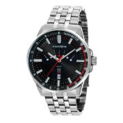 Relógio Mondaine Masculino Prata 32226G0MVNE2