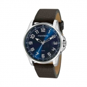 Relógio Mondaine Masculino Prata 32241G0MVNH2