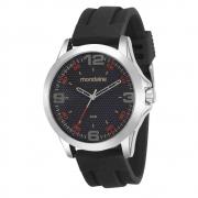 Relógio Mondaine Masculino Prata 99188G0MVNI2