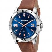 Relógio Mondaine Masculino Prata 99404G0MVNH3