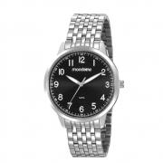 Relógio Mondaine Masculino Prata 99474G0MVNA1