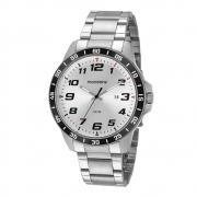 Relógio Mondaine Masculino Prata 99589G0MVNA3