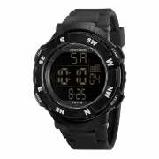 Relógio Mondaine Masculino Preto 85008G0MVNP2