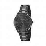 Relógio Mondaine Preto Feminino Minimalista 32177LPMVPE3