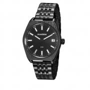 Relógio Mondaine Unissex Preto 32181GPMVPE2