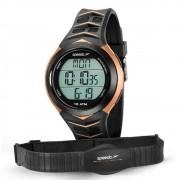 Relógio Monitor Cardíaco Speedo Contador Passos 80621G0EVNP3