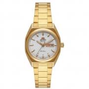 Relógio Orient Automático Feminino Dourado 559GG012 S1KX