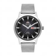 Relógio Orient Automático Masculino Prata 469SS085F P1SX