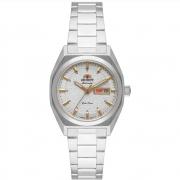 Relógio Orient Automático Prata Feminino 559Ss012 S1Sx