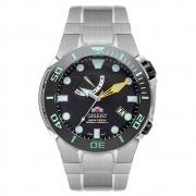 Relógio ORIENT Automático Seatech masculino YN8TT001 P1GX