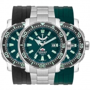 Relógio Orient Diver Masculino Automático Yn8tt002 E1gx Titanio Limited Edition