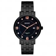 Relógio Orient Feminino Aço Preto FPSS1003 P2PX